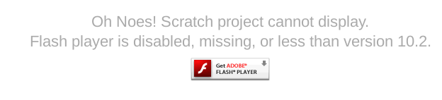 Scratch requires flash