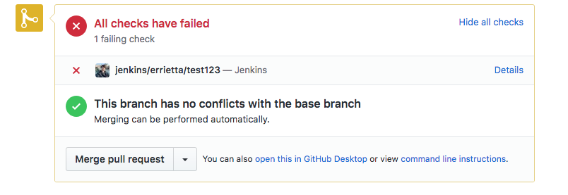 Making Jenkins and Github ACTUALLY integrate with each other